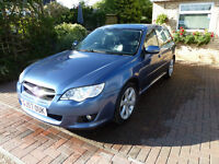 Very clean Subaru legacy estate 2 litre SE auto with aircon and twin electics and towbar