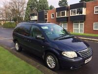 2006 Chrysler voyager 2.8crd diesel automatic