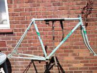 triumph road bike frame 700c / 27 inch 53cm