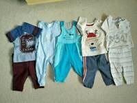 Baby boy bundles 3-6 months
