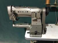 Seiko Cylinder Arm Walking Foot Industrial sewing machine for leather hand bags