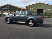 2015 NISSAN NAVARA DCI. ONLY 13000 MILES. IMMACULATE PICK UP. LOTS OF EXTRAS. AIRCON ETC. NO VAT !!!