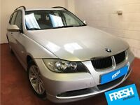 BMW 3 Series 318i 2.0 Touring 2007 - RED LEATHER INTERIOR, LONG MOT!