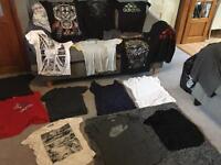 T shirts and shirts