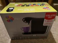 Bosch Tassimo Vivy 2 TAS1402GB Coffee Machine - NEW