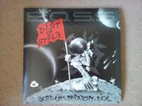 Qbert Dirtsytle Best Of 25 Years Battle Record (Green Vinyl)