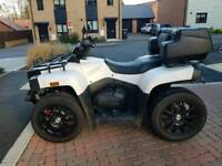 Cectek quadrift RWD road legal quad bike 500cc tourer 2 seater automatic