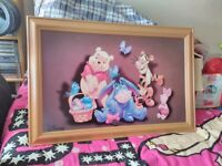 Large winnie the pooh picture