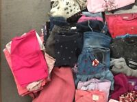 Girls 12mth-2 yrs old clothes bundle