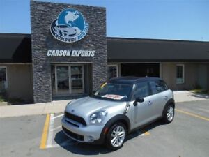 2011 MINI Cooper S Countryman ALL 4 ! FINANCING AVAILABLE!