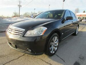 2006 Infiniti M35X Luxury A/C CRUISE BLUETOOTH CAMERA DE RECUL!!