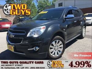 2010 Chevrolet Equinox 2LT HTD LEATHER FWD