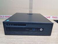 HP Elitedesk 600 G1 SFF Core i5-4590 @3.30GHz 8GB Ram 50GB HDD USB 3.0 Win 10 PC