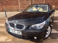 2006 BMW 520 DIESEL ESTATE ++ ALLOYS ++ LEATHER ++ ELECTRIC WINDOWS ++ CD ++ OCTOBER MOT.