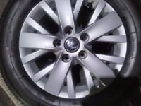 Vaulxwagon transporter wheels