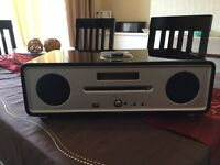 Vita Audio r4-FM & DAB radio, iPod dock, CD player. Good condition priced for quick sale