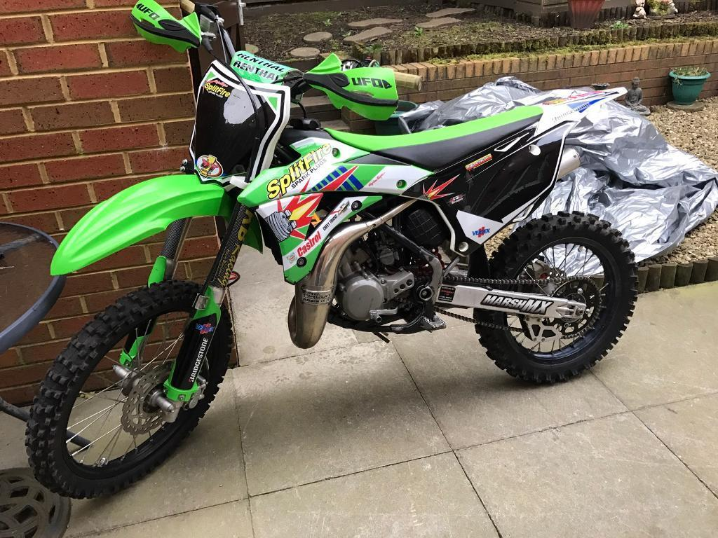 Kawasaki Kx For Sale Gumtree