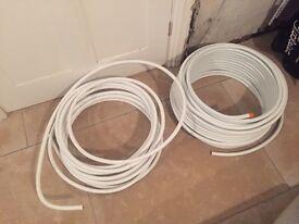 *FREE* WUNDA 16mm underfloor heating pipe (43m & 18m coils) + 15No. 1000 x 400 mm spreader plate