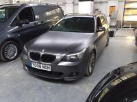BMW 530D Msport Touring E61 LCI