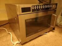 Professional heavy duty microwave Samsung Cm1929