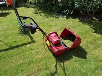 Suffolk Punch Classic Electric Lawnmower