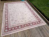 Woollen carpet good used condition