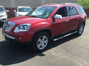 2012 GMC Acadia SLE1, Automatic, Third Row Seating