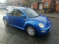 ++++CHEAP VOLKSWAGEN BEETLE DRIVES GOOD+++ WITH LONG MOT JUST DRIVE IT AWAY+++
