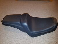 Harley Davison seat in mint condition - came off Dyna 2015 Fat Bob. Price not negotiable!