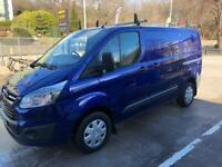 Only 50009 miles ford transit custom trend 290 e-tec EURO5