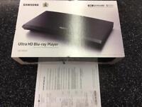 Samsung Ultra 4K Blu-ray player
