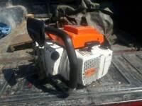 Stihl 076 av 111cc big chainsaw 088 ms880 084 milling saw