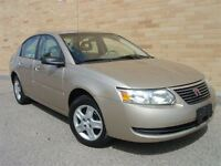 2006 Saturn Ion WOW!! Only 108000 Km! 5 Spd. Manual!