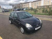 AUTOMATIC £1550 2006 Clio Auto 1.4l* like corsa fiesta cheap focus golf megane note polo auris ,