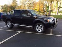 NISSAN NAVARA D22 4X4 WITH RECONDITIONED ENGINE 4MONTHS ENGINE WARRANTY UNLIMITED MILAEGE