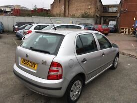 2005 Skoda Fabia 1.4 Diesel Good And Cheap Runner with history and mot