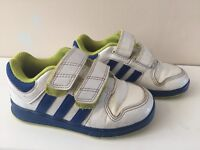 Infants Adidas Trainers size 7