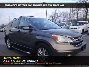 2010 Honda CR-V EXL / LEATHER / SUN-ROOF