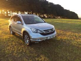 Honda CRV Diesel Automatic 2010 EX Top of The Range 4x4