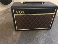 Vox starter guitar amp