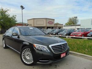 2015 Mercedes-Benz S-Class S550 LONG WHEEL BASE-NO ACCIDENT!