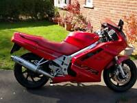 HONDA VFR 750F SUPER SPORTS,1993 FIRST REGISTERED IN 1998 LOW MILEAGE