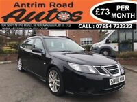 2008 SAAB 93 VECTOR SPORT 1.9 TID ESTATE ** LOW MILES ** FINANCE AVAILABLE WITH NO DEPOSIT **