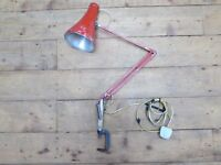 Vintage Angle-poise Desk /Work Lamp