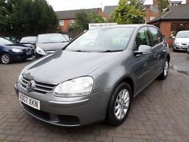 Volkswagen Golf 1.9 TDI Match 5dr, 2007 (07 reg) grey, diesel, hpi clear, bargain