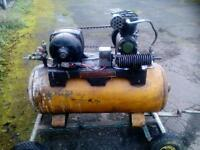 Dunlop air compressor