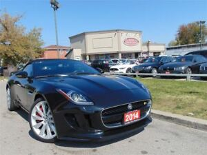 2014 Jaguar F-Type SUPERCHARGED CONVERTIBLE