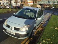Quick sale Renault scenic 53 plat in 2004 reg Run and drive perfect in good condition