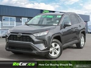 2019 Toyota RAV4 LE HEATED SEATS| BACKUP CAM | ONLY 12K