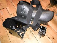 Hard to find Co-Rider Mk I Front Child Bike Seat in good condition for sale